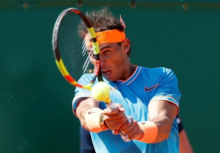Dominant Nadal makes winning start in Monte Carlo