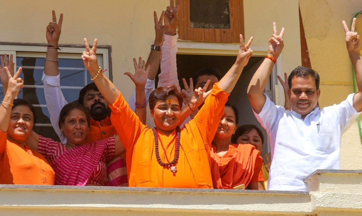 India's Modi begins talks for new cabinet after election victory