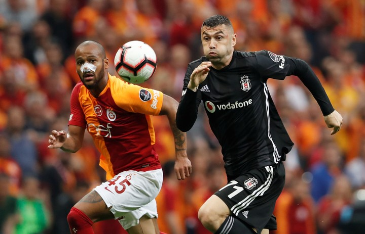 The Turkish League between the Big Four and the rising stars