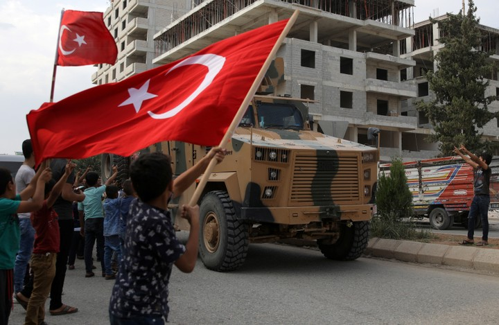 What made Turkey's anti-terror operation in Syria swifter than expected?