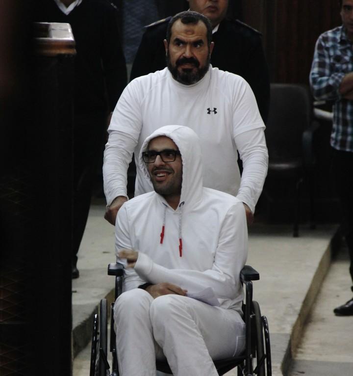 Freed Egypt captive sues Sisi's ex-PM Hazem el Beblawi over torture