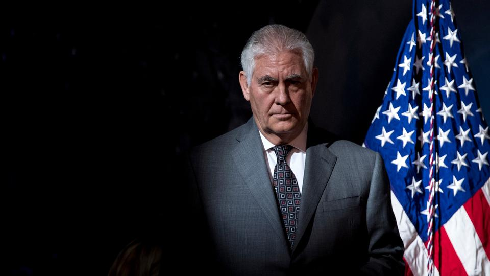 Tillerson's departure represents the biggest staff change in the Trump Cabinet so far and caps months of tensions between the Republican president and the 65-year-old former Exxon Mobil chief executive.
