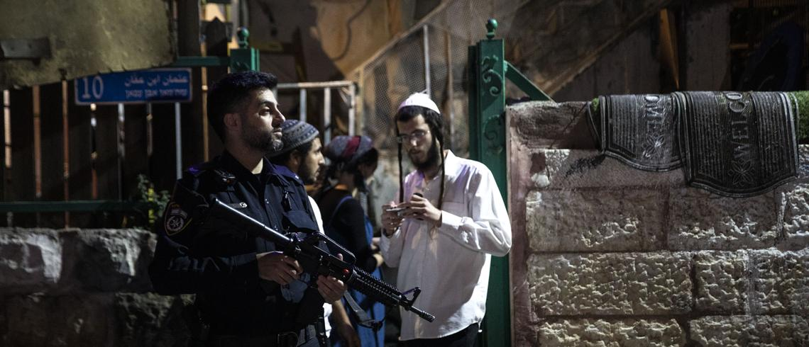 Why are Jewish settlers ousting Palestinians in East Jerusalem?