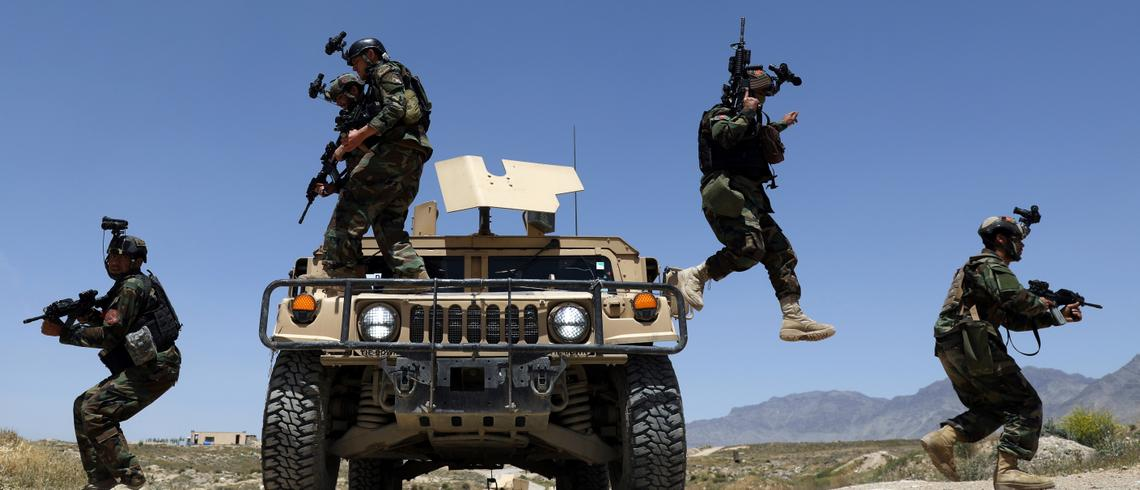The Taliban Won Because The World Gave Up On Afghanistan Too Soon