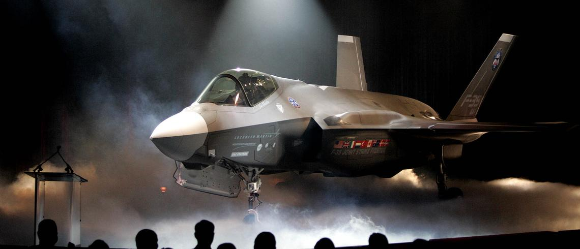 US admits F-35 failed to replace F-16 as planned, needs new fighter jet