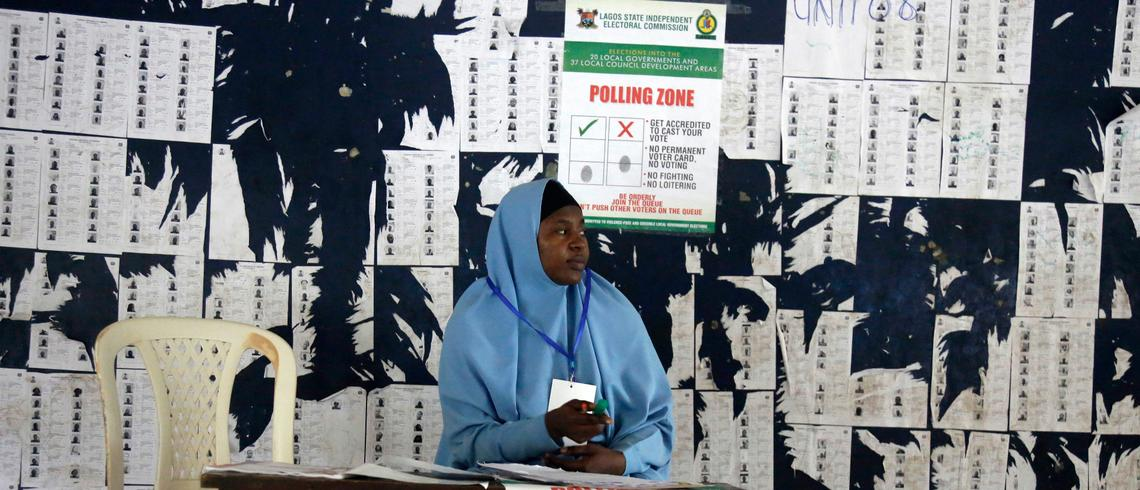 Nigerian youth aim to eliminate the old order in 2019 elections