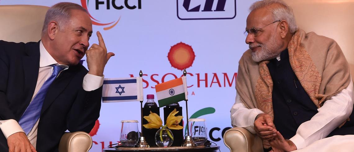 How India and Israel collaborate as oppressors-in-arms