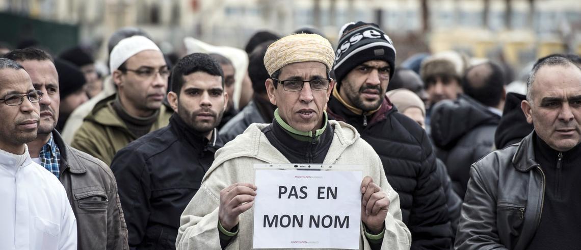 Картинки по запросу France's Islamophobia