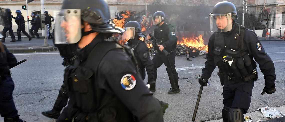 French police brutality now subject to international inquiry