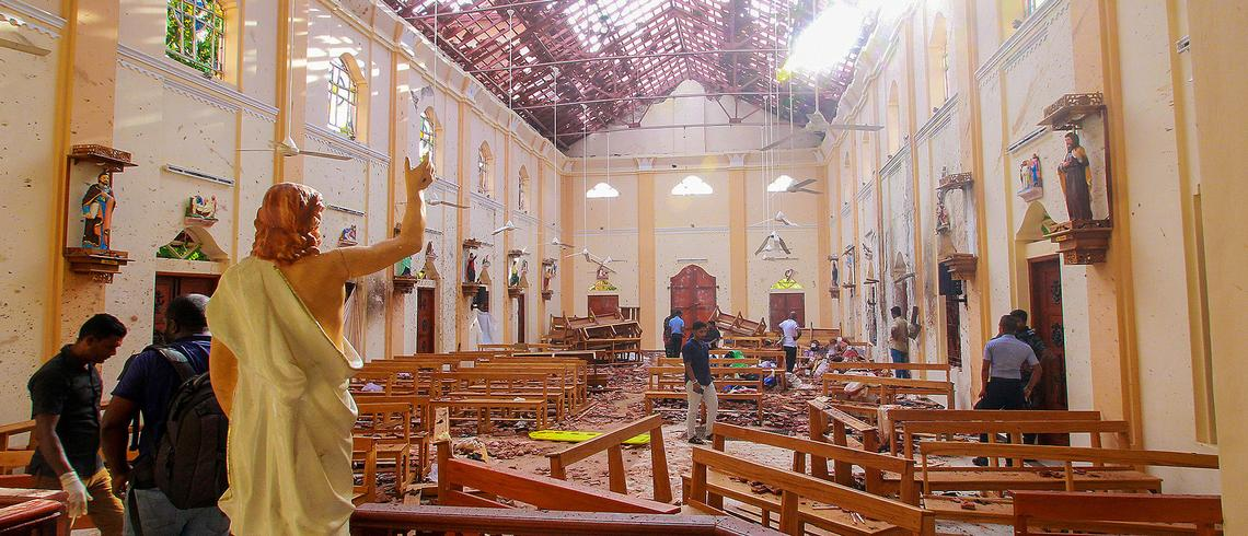 The Sri Lanka terror attacks and their global implications