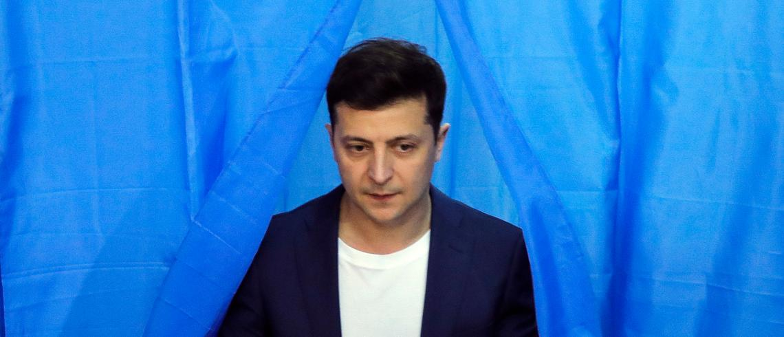 Election Wont End This Overnight But >> Can President Elect Volodymyr Zelenskiy Fix Ukraine S Urgent Problems