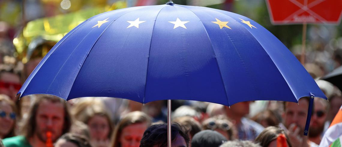 Lack of EU unity on asylum keeps refugees at the margins