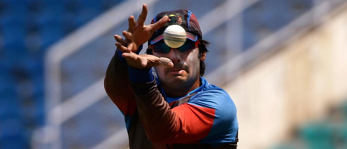 The Afghan cricket team is the cricket World Cup story we