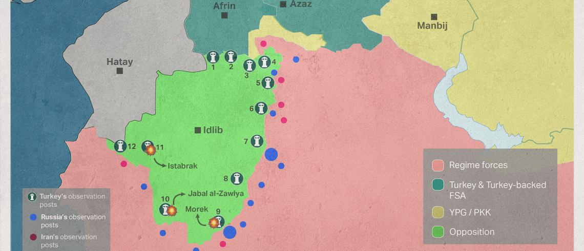 Why is the Assad regime escalating tensions with Turkey in ...