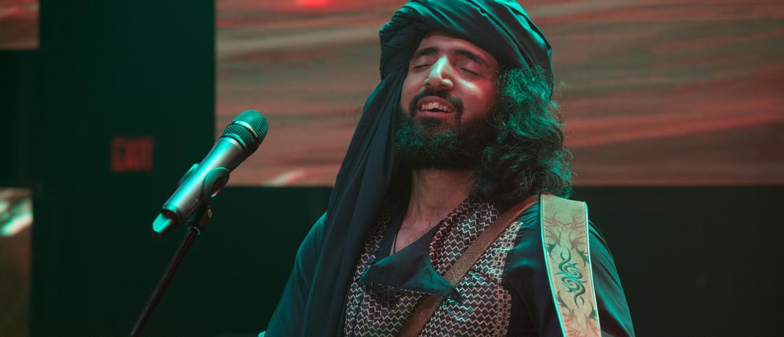 Pashtun pop is giving hope to Pakistan's largest minority