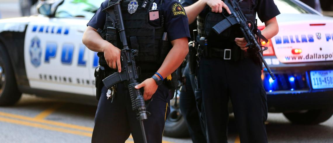 Dallas murders highlight violence against US LGBT community