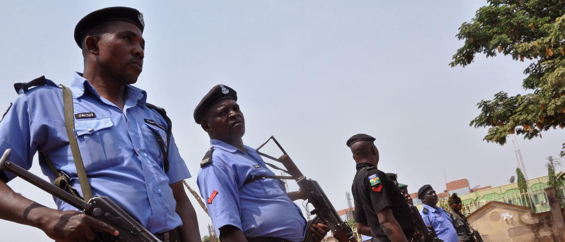 Distrust of Nigerian police grows among women over rape allegations