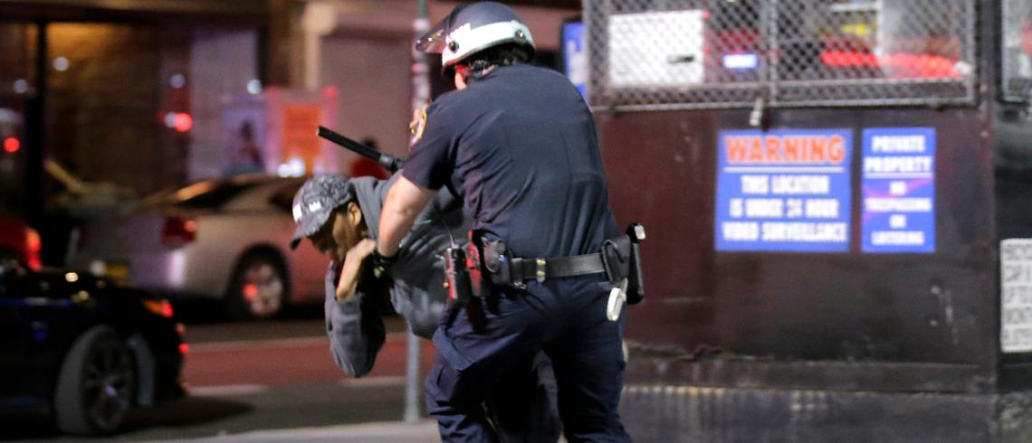 Why police brutality persists in the US