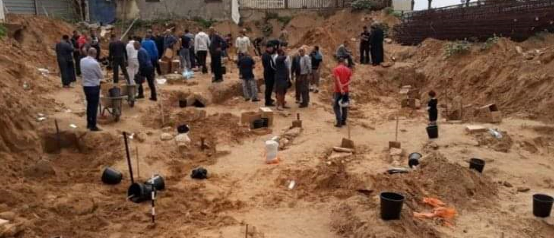 Israel is replacing a 200-year old Muslim cemetery with a homeless ...