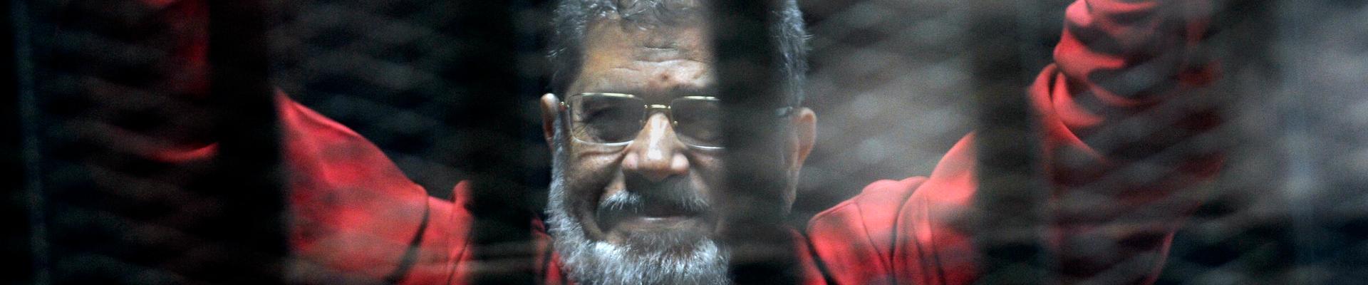 Egypt's Morsi dies