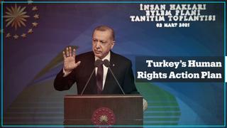 Turkish President Erdogan announces new Human Rights Action Plan