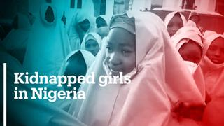 Kidnapped schoolgirls in Nigeria reunited with families