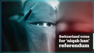 Switzerland to vote for 'niqab ban' referendum
