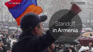 Political Upheaval in Armenia