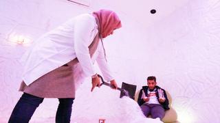 Salt caves in Libya offer ancient healing practices | Money Talks