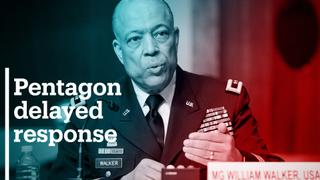 National Guard: Pentagon delayed response to Capitol unrest