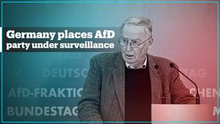 Germany places far-right AfD party under surveillance
