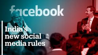 India imposes tougher laws for digital media platforms