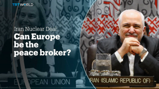 Iran nuclear deal: Can the EU be a peace broker?