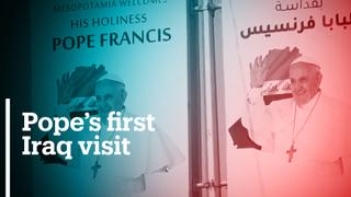 Head of the Catholic Church to embark on first-ever Iraq visit
