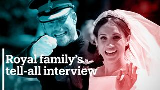 Royal family braces for Harry and Meghan tell-all interview