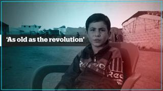 Meet Aalwan, a boy as 'old as the revolution'
