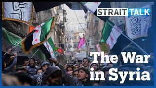 Syria's Graffiti Kid Who Sparked a Revolution