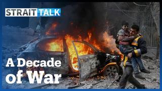 10 Years On, War Still Rages in Syria