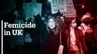 Sarah Everard's killing sparks movement in UK
