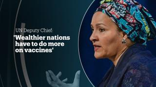 UN Deputy Chief: 'There is no excuse' on vaccines