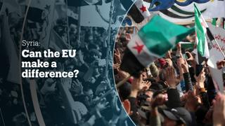 SYRIA: Can the EU make a difference?