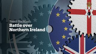 NORTHERN IRELAND BREXIT BATTLE