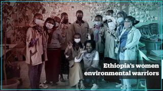 Ethiopia's women entrepreneurs launch war against plastic pollution