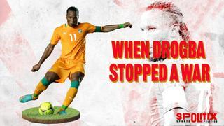 How Didier Drogba stopped a civil war | Spolitix | E5