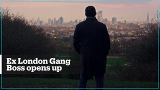Former London gang boss Stephen Gillen explains life in the world of organised crime