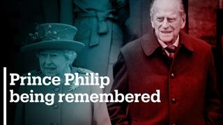 Tributes pour in for UK's Prince Philip, who has died at 99