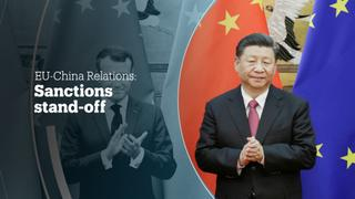 EU-China: Sanctions stand-off