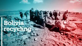 Pollution threatens Bolivia's Lake Titicaca ecosystem