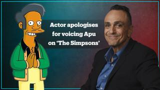 Actor Hank Azaria apologises for voicing Indian character Apu on 'The Simpsons'