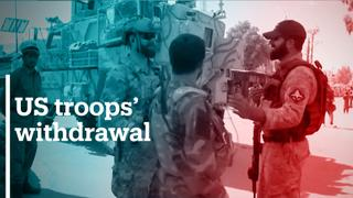 US to pull back troops from Afghanistan in six months